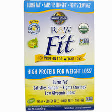 garden of life weight loss. Garden Of Life, AW Organic Fit, High Protein For Weight Loss, Vanilla, Life Loss F