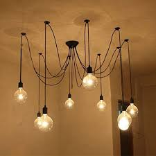 industrial lighting chandelier. Home / Shop Room Lighting Ceiling Lights Chandeliers Industrial Chandelier T