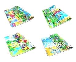 floor mats for kids. Floor Play Mats Kids Rugs Outstanding Toddler Double Side Anime . For