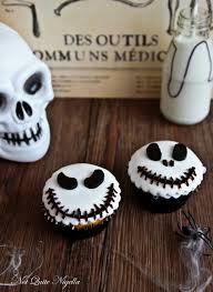 Jack Skellington Decorations Halloween Jack Skellington Cupcakes Not Quite Nigella