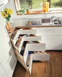 Kitchen: White Kitchen Cabinet - Kitchen Saving