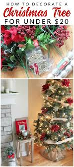 Design On A Dime Christmas Decorations