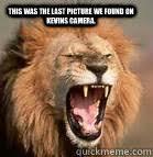 Lion Attack memes   quickmeme via Relatably.com