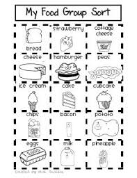 Small Picture Food Group Coloring Pages Cecilymae