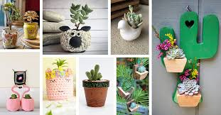 37 cute planter ideas that will instantly brighten up your space