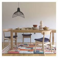 Large Oak Dining Table Seats 10 Drio 4 10 Seat Oak Extending Dining Table Buy Now At Habitat Uk