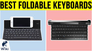 Top 7 <b>Foldable</b> Keyboards of 2019 | Video Review