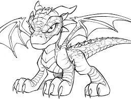 Ideas Of Free Printable Coloring Pages Of Dragons Coloring Page