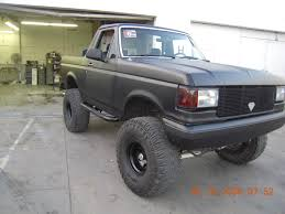 west coast and paint flat black bronco 11