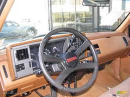 1989 Light Mesa Brown Chevrolet C/K 3500 C3500 Silverado Regular ...