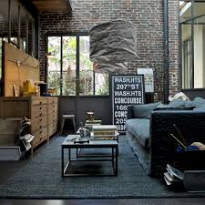 Industrial Living Room Design Wish List Am Pm 1 Am Industrial And Design