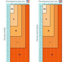 Chart Size Bellefitindonesia
