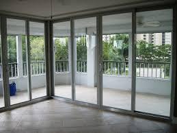 folding patio doors cost glass door exterior door with window replace sliding glass door