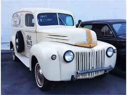 1946 to 1948 Ford Panel Truck for Sale on ClassicCars.com - 1 ...