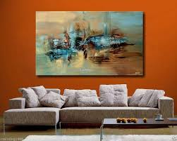 canvas modern abstract hand painted art oil painting home wall decor n  on modern abstract art oil painting wall decor canvas with canvas modern abstract hand painted end 4 4 2018 12 15 pm