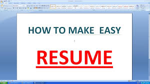 Create A Resume Free Download Best of How To Make A Resume Free Download Cover Letter For Resume Sample