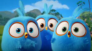 Angry Birds Blues' Series, Co-Starring Hatchlings, Set to Perch on Rovio's  ToonsTV