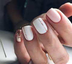 here are 50 spring nails art for your short nails design ideas