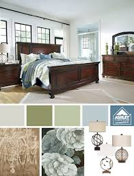 Looks so soft and comfy! Porter Panel Bed - Ashley Furniture ...