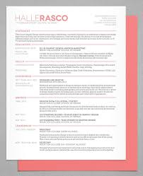 Resume Designs Awesome 48 Inspiring Resume Designs And What You Can Learn From Them Learn