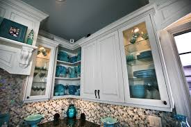 Teal Kitchen Teal Appeal Kitchen Point Pleasant New Jersey By Design Line Kitchens
