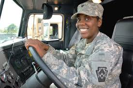 pennsylvania army pennsylvania woman balances life as national guard transport