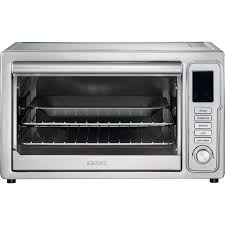 KRUPS, Deluxe Convection Toaster Oven, Stainless Steel OK710D51 ...