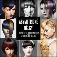 Asymetrické účesy Jsou Střihy Které Právě Nejvíce Letí Vlasy A účesy
