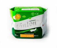 «Анионовые женские <b>гигиенические прокладки</b> WinIon ...