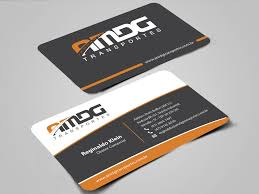 Entry 83 By Mamun313 For Business Card Design For