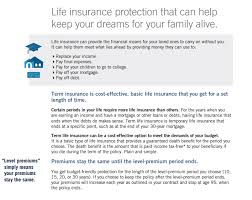 10 Year Term Life Insurance Quotes Beauteous 48Year Term Life Insurance Is It Enough Time Insurechance