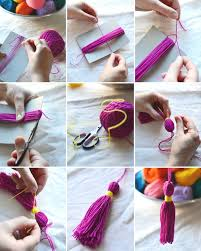 Small Picture Best 25 Tassels ideas on Pinterest Diy tassel How to make