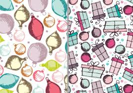 Design Pack Gifts Ornaments And Gifts Illustrator Pattern Pack Download Free