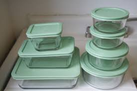 glass storage dishes are a pleasure to use and affordable i got the set