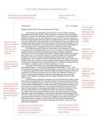 Apa Format Journal Article Summary Example Apa Article Summary
