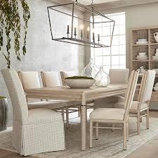 peninsula rectangular dining table clearance