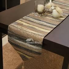 striped metallic rous luxury table