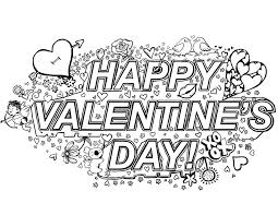 Here's a pretty design with outline letters to colour in for making valentines is half the fun of valentine's day. Diy Valentine S Day Coloring Cards Erin Baker S