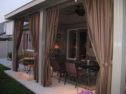 ds patio curtains ideas