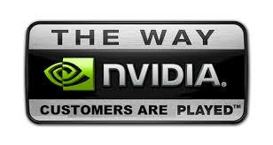 New Nvidia logo leaked : pcmasterrace