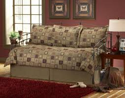 image of modern contemporary daybed covers