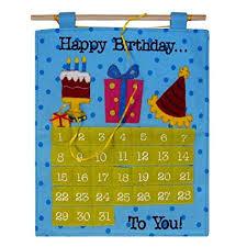 Birthday Countdown Calendar Fun Birthday Celebration Idea For The Best Happy Birthday Birthday Decorations The Finishing Touch By American