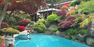top west vancouver homeus japanese garden is unreal with japanese garden  pictures.