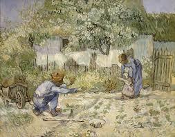 vincent van gogh essay heilbrunn timeline of art first steps after millet