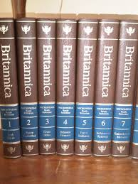 encyclopedia britannica book set  trinidad classifieds