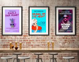 Nightclub Flyer Design | Graphic Design | Seenindesign