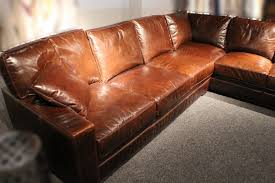 wonderful saddle brown leather sofa with saddle brown leather sofa kc designs