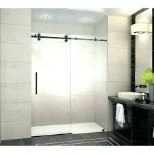 frameless glass shower doors cost shower design simple cost to install glass shower door frameless glass
