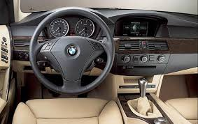 BMW 5 Series bmw 5 series red interior : 2006 BMW 5 Series - Information and photos - ZombieDrive