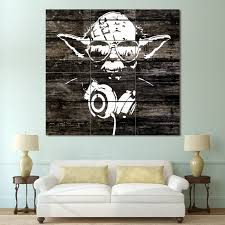 giant poster wall art